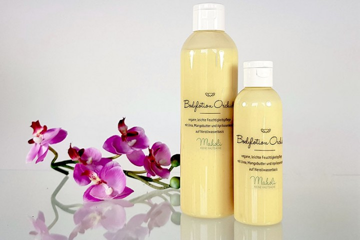 Bodylotion Orchidee (vegan)