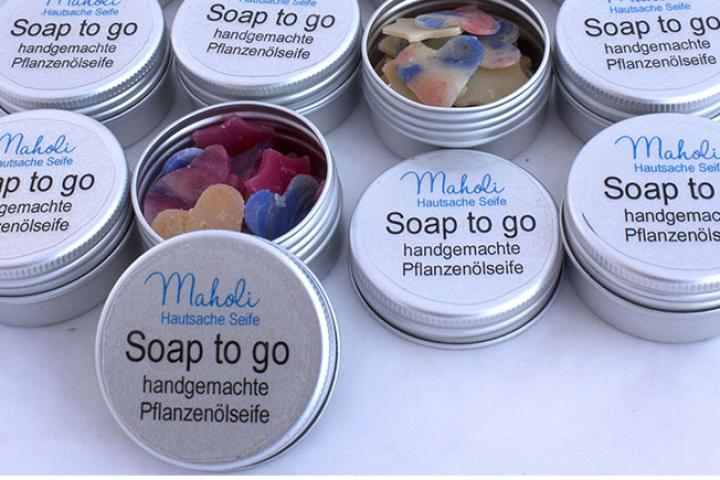 Soap to go