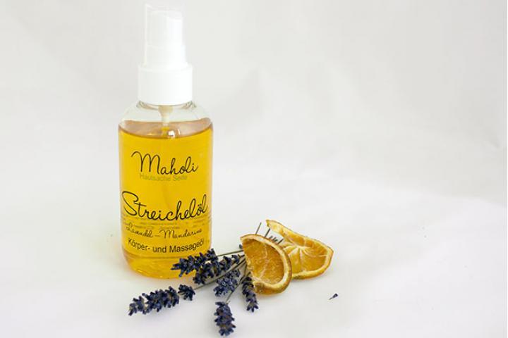 Streicheloel Lavendel-Mandarine