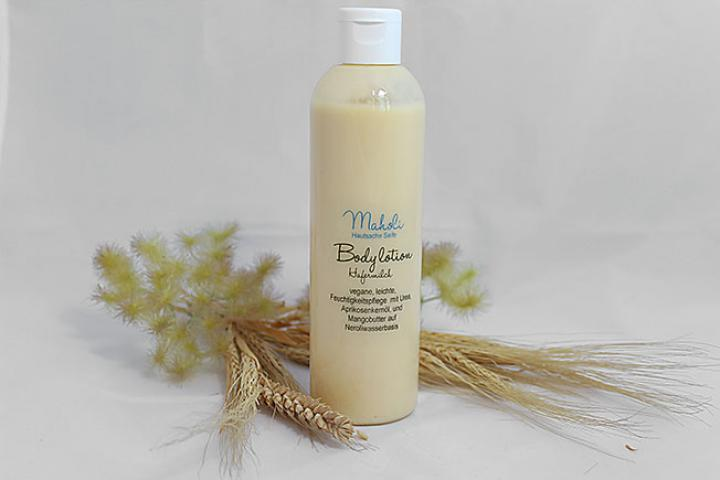 Bodylotion Hafermilch